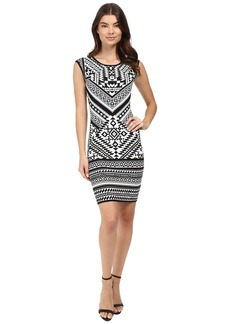 Hale Bob Urban Explorer Knit Dress