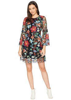 Hale Bob Out Of This World Embroidered Lace Virginie Dress
