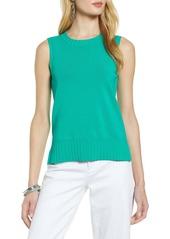 Halogen(R) Sleeveless Sweater (Regular & Petite)