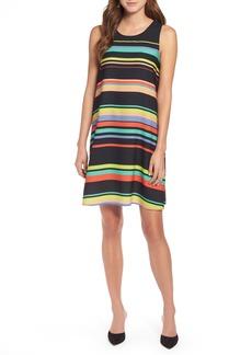 Halogen® A-Line Dress (Regular & Petite)