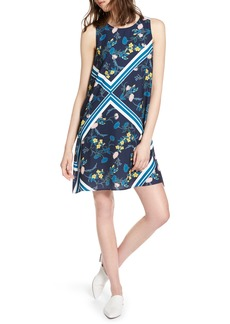 Halogen® A-Line Dress (Regular & Petite)