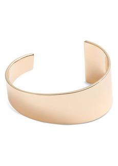 Halogen® Angled Metal Cuff