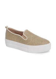 Halogen® Baylee Platform Slip-On Sneaker (Women)