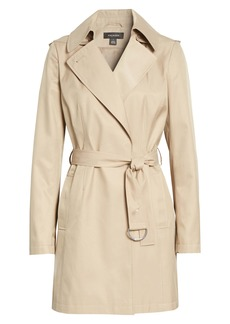 Halogen® Classic Trench Coat