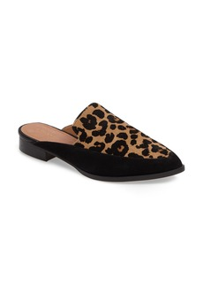 Halogen® Corbin Genuine Calf Hair Slide Loafer (Women)