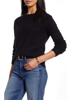 Halogen® Crewneck Pullover Sweater