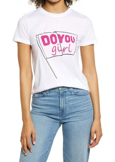 Halogen® Do You Girl Graphic Tee
