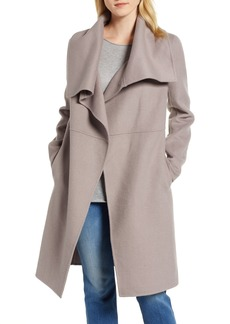 Halogen® Double Faced Shawl Coat