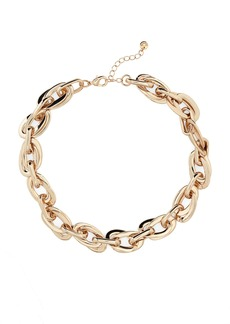 Halogen® Double Link Collar Necklace