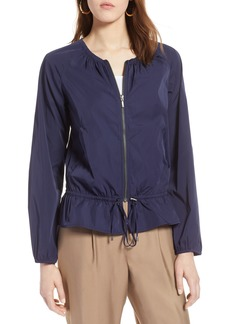 Halogen® Drawstring Jacket (Regular & Petite)