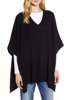 Halogen® Easy Cashmere Poncho