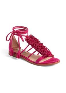 Halogen® Eliza Flat Sandal (Women)