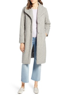 Halogen® Faux Fur Coat