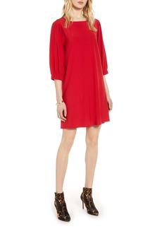 Halogen® Flowy Shift Dress