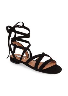Halogen® Frances Ankle Wrap Sandal (Women)