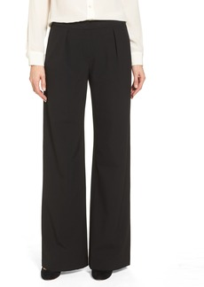 Halogen® High Waist Wide Leg Pants (Regular & Petite)