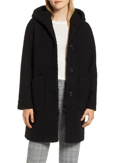 Halogen® Hooded Coat