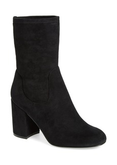 Halogen® Jacy Stretch Sock Bootie (Women)