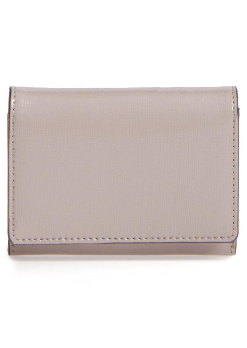 f7c359f3c0848f Halogen Halogen® Leather Card Case | Handbags