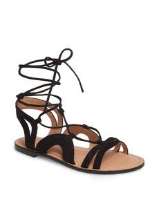Halogen® Lilian Gladiator Sandal (Women)