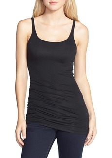 Halogen® Long Layering Tank (Regular & Petite) (2 for $36)