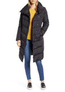 Halogen® Long Puffer Coat