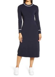Halogen® Long Sleeve Sweater Dress