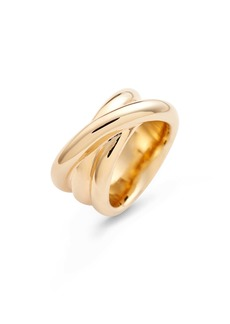 Halogen® Modern Wrap Ring