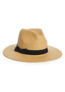 Halogen® Women's Panama Hat