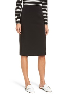 Halogen® Pencil Skirt (Regular & Petite)