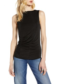 Halogen® Pleat Front Tank