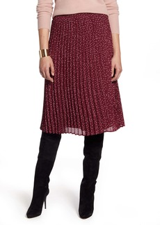 Halogen® Pleated Skirt