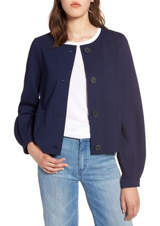 Halogen® Ponte Jacket (Regular & Petite)