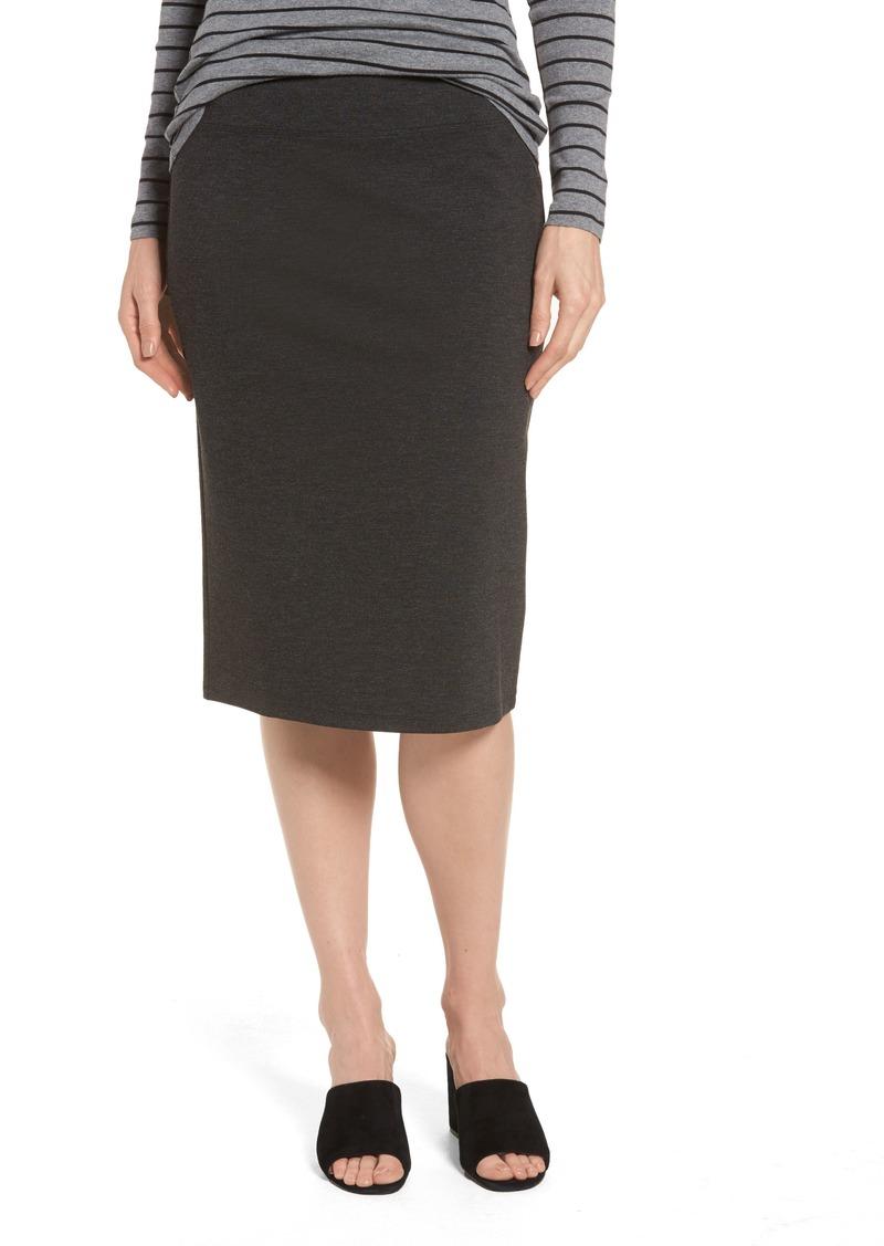 c717deea7 Halogen Halogen® Ponte Pencil Skirt (Regular & Petite) | Suits
