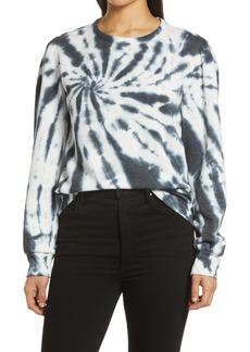 Halogen® Puff Sleeve Sweatshirt