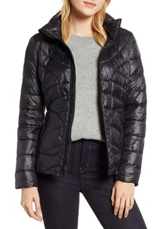 Halogen® Puffer Jacket