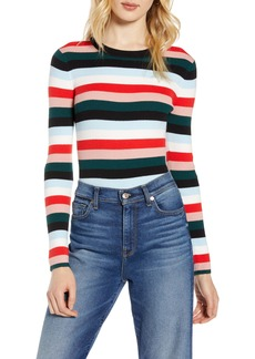 Halogen® Ribbed Sweater