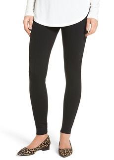 Halogen® Seamed Leggings (Regular & Petite)