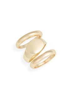 Halogen® Set of 3 Bubble Rings