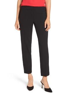 Halogen® Side Stripe Ankle Pants (Regular & Petite)