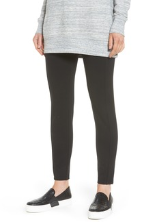 Halogen® Skinny Ponte Knit Pants (Regular & Petite)