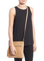67465b411d Halogen® Tasseled Leather Crossbody Bag Halogen® Tasseled Leather Crossbody  Bag