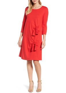 Halogen® Tie Detail Dress