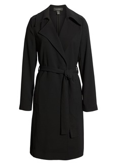 Halogen® Trench Coat (Regular & Petite)
