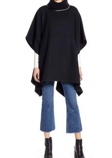 Halogen® Turtleneck Poncho