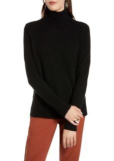 Halogen® Turtleneck Sweater