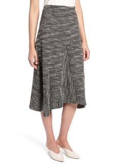 Halogen® Tweed A-Line Skirt (Regular & Petite)