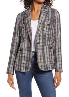 Halogen® Tweed Blazer