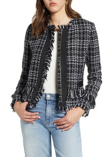 Halogen® Tweed Jacket