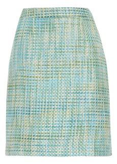 Halogen® Tweed Miniskirt